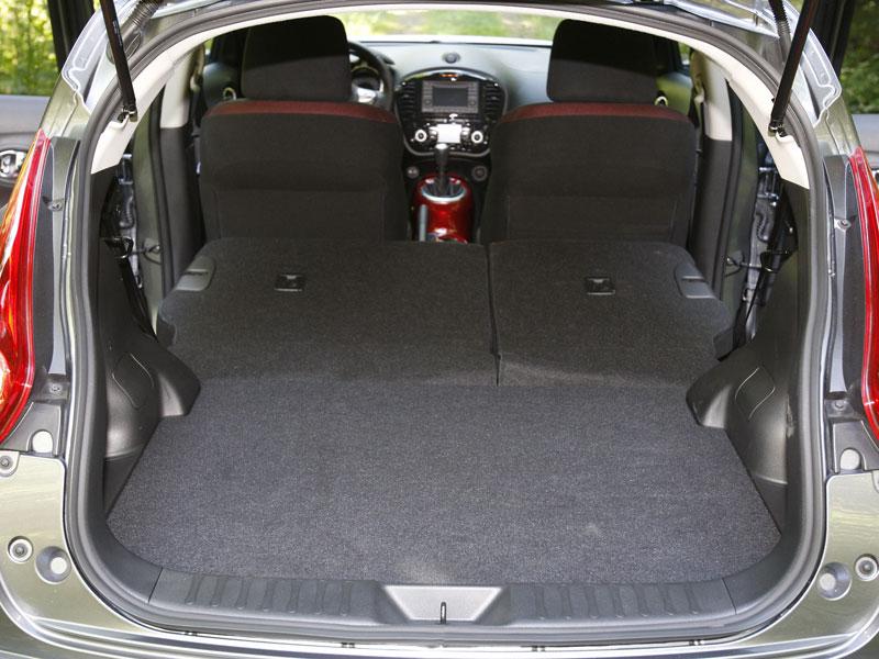 fahrbericht nissan juke 1 6 promenaden mischung ace auto. Black Bedroom Furniture Sets. Home Design Ideas