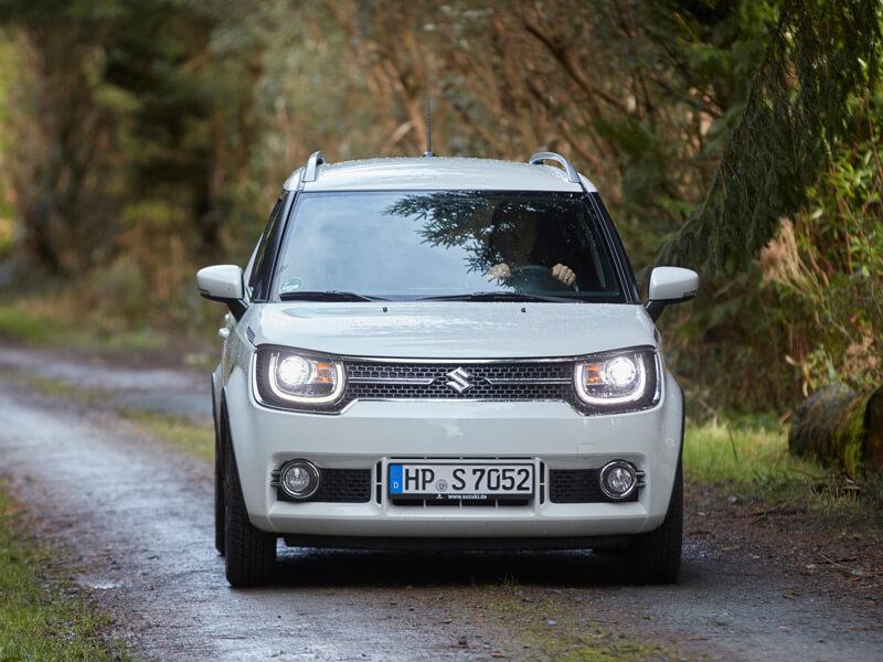 Suzuki Ignis Kleinstwagen Auf Abwegen 03052017