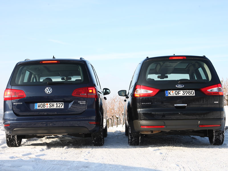 Vergleichstest kaufberatung vans vans im duell ace auto club europa e v ihr automobilclub